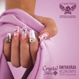Crystal Nails 2018 Tavaszi Okatási katalógus